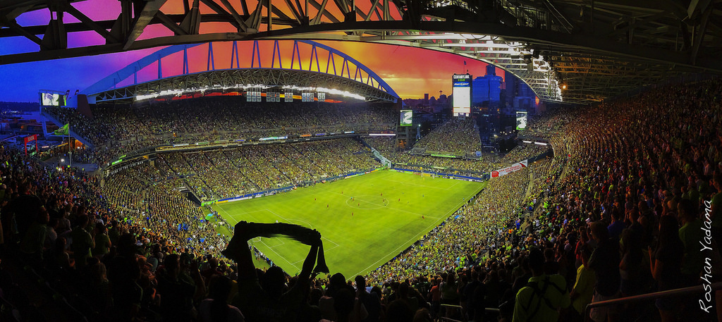 MLS Fans: Loud and Proud - Soccer Stadium Digest