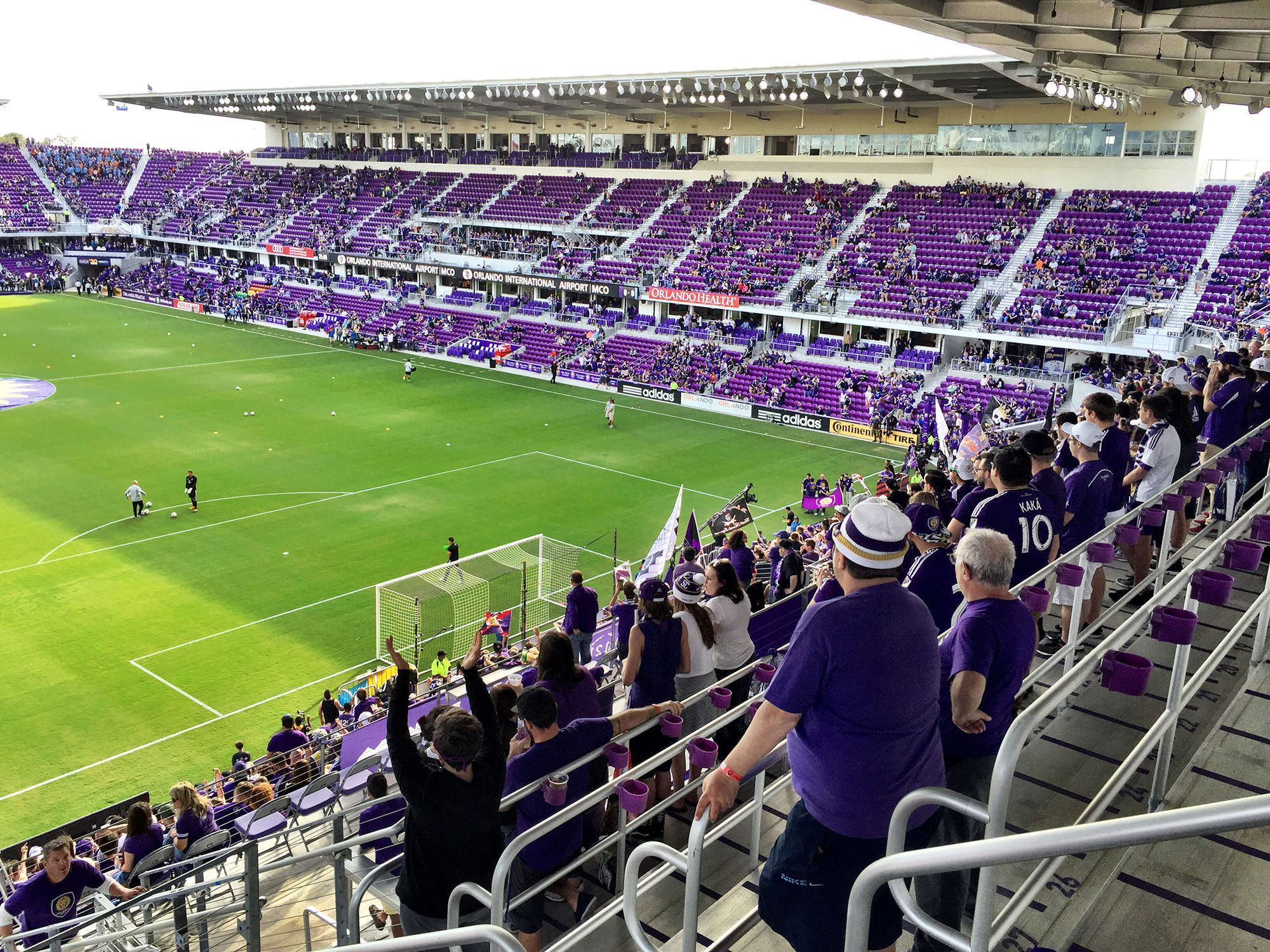 Mls Stadiums Listed Oldest To Newest Soccer Stadium Digest