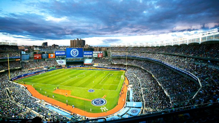 NYCFC at Yankee Stadium