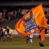 Carolina Railhawks game