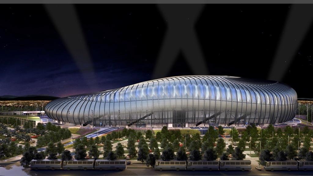 Estadio BBVA Bancomer