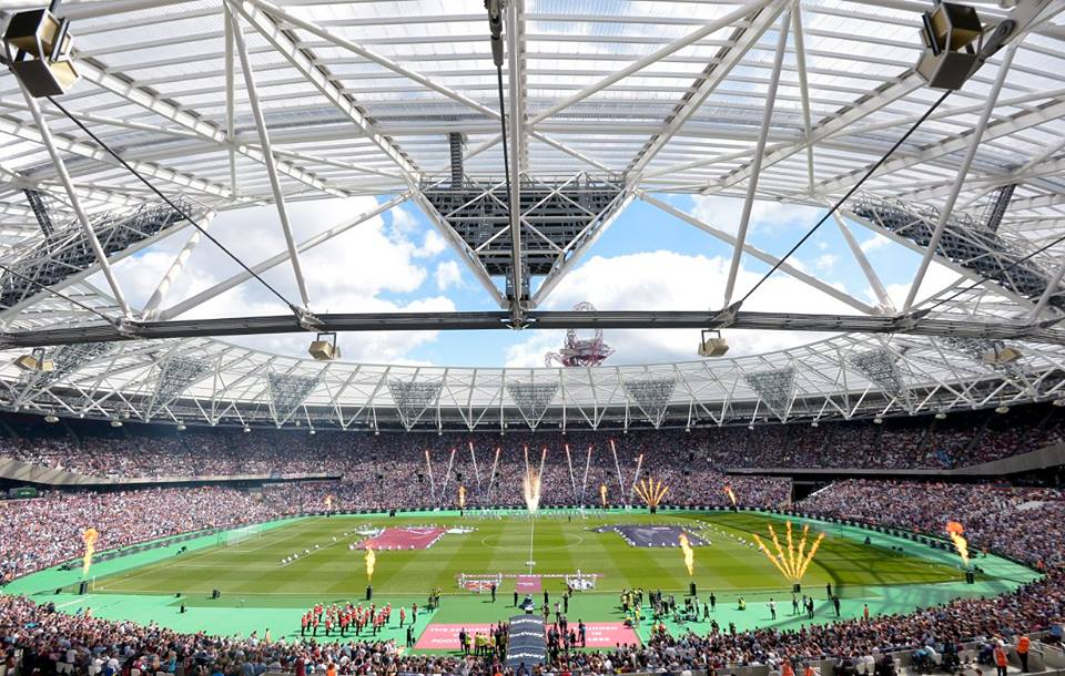 West Ham to Begin Play in Former Olympic Stadium - Soccer ...