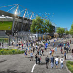 Proposed SoccerCity development San Diego