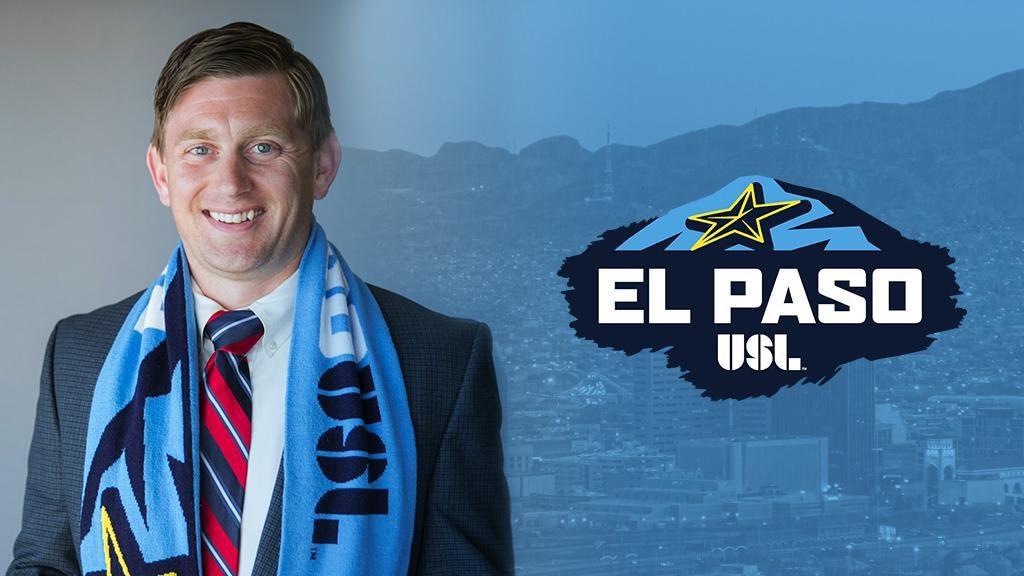 Andrew Forrest El Paso USL