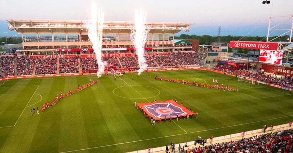 Chicago Fire stadium