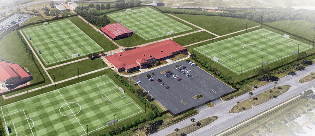 Orlando City SC Training Facility